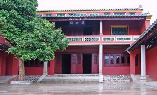 茂名化州孔庙:历经854年唯一的大型古建筑群(图)