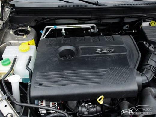 汽车    动力方面,奇瑞e5搭载了1.5l与1.8l两款自然吸气发动机.其中1.