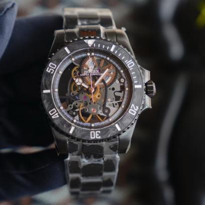 全新Rolex 劳力士全缕空潜航者系列116610